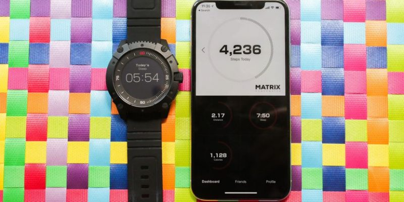 Matrix Powerwatch X review: Infinite battery... but wha...