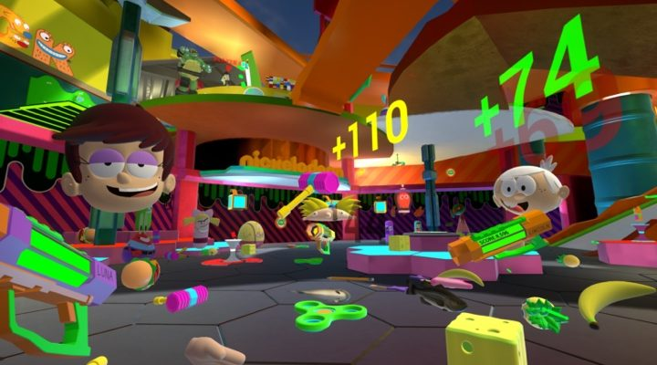 Field of view: Nickelodeon is making a VR/ AR animated ...