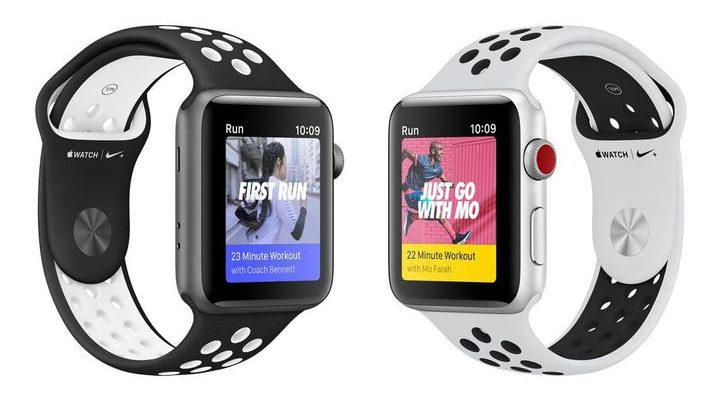 Get an Apple Watch Nike+ Series 3 GPS+Cellular for $299