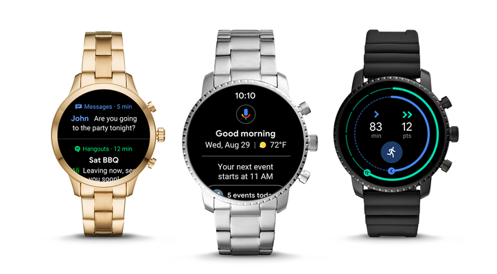Google's Wear OS updates hint at a wave of fitness smar...