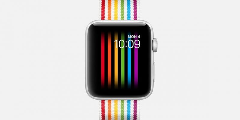 Apple Watch Pride face is blocked in Russia by watchOS ...