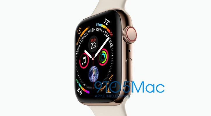 Apple Watch 4's screen will feel way less cramped, acco...