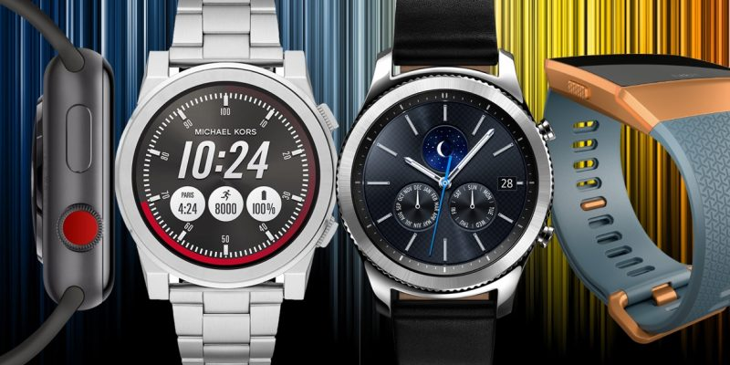The top smartwatches to buy in 2018