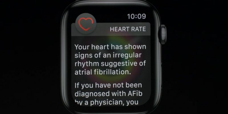 Apple Watch Series 4 detects AFib with 98% accuracy, sa...