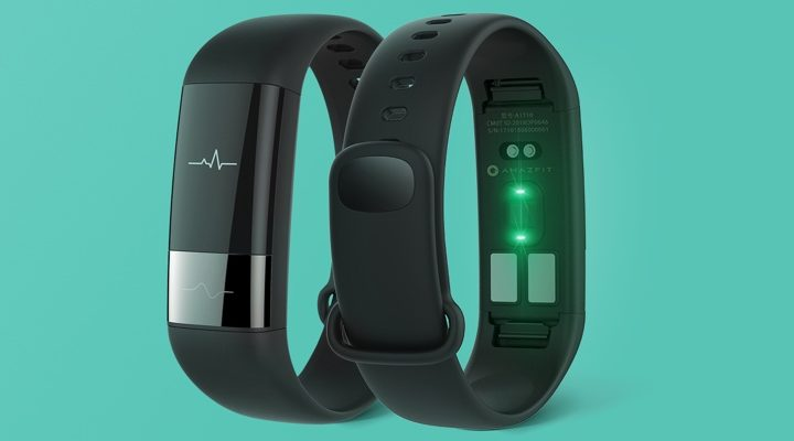 Amazfit's Health Band 1S can detect atrial fibrillation...