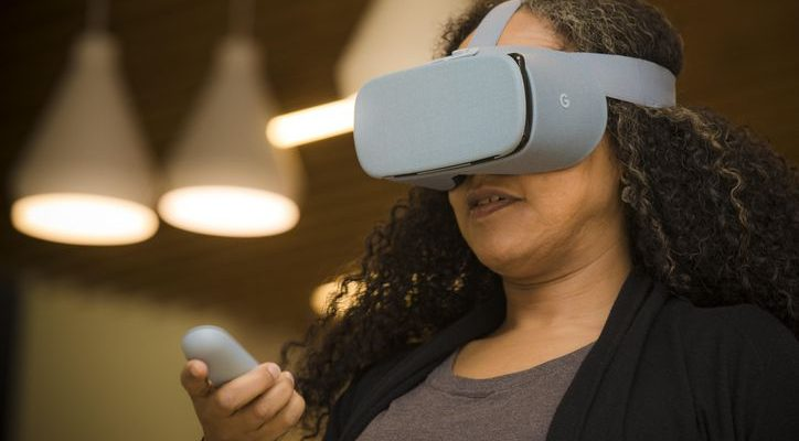 Google experiments are turning Daydream into a big-boy ...