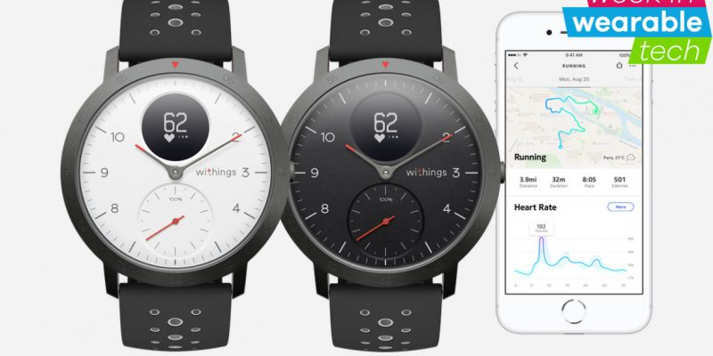 Watch Series 4 rated, Withings returns and Huami gets b...