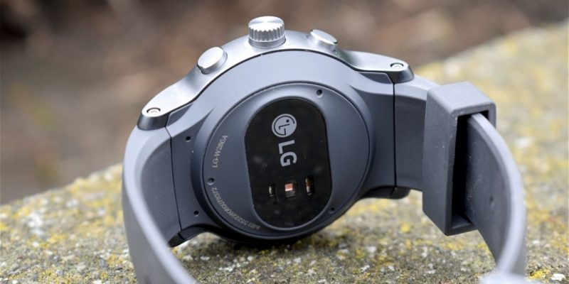 LG's hybrid Watch W7 might launch in October