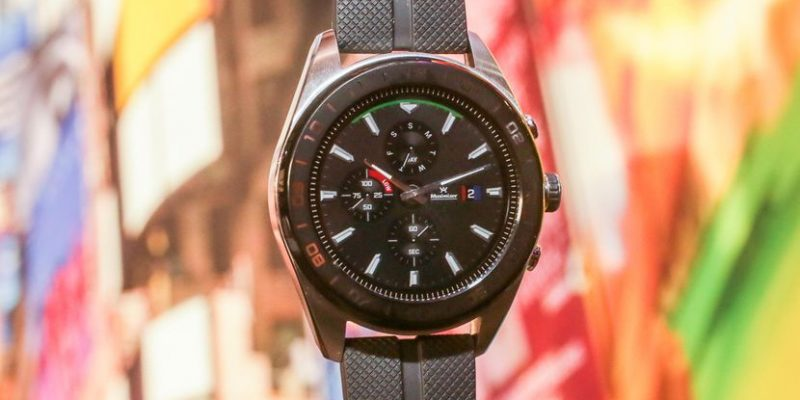 LG Watch W7 is a crazy blend of analog watch and smartw...