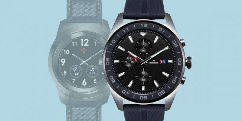 The hybrid concept deserves better than the LG Watch W7