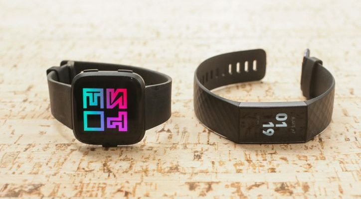 Fitbit Charge 3 vs. Fitbit Versa: Here's what's differe...