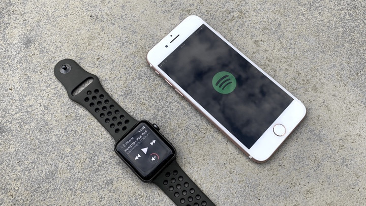 How to use Spotify on the Apple Watch
