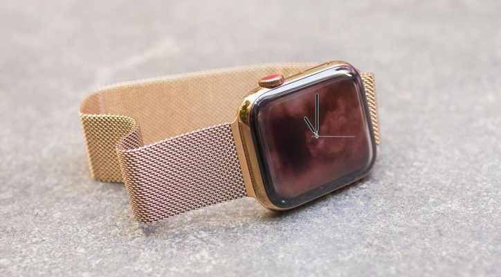 Apple Watch joins clinical study of hip and knee replac...