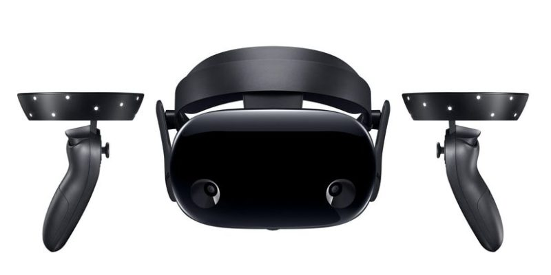 Samsung HMD Odyssey Plus improves on comfort, screens