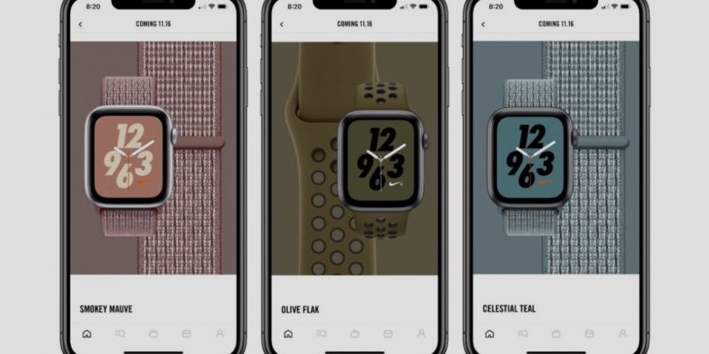 Nike to launch new Apple Watch bands to brighten up you...