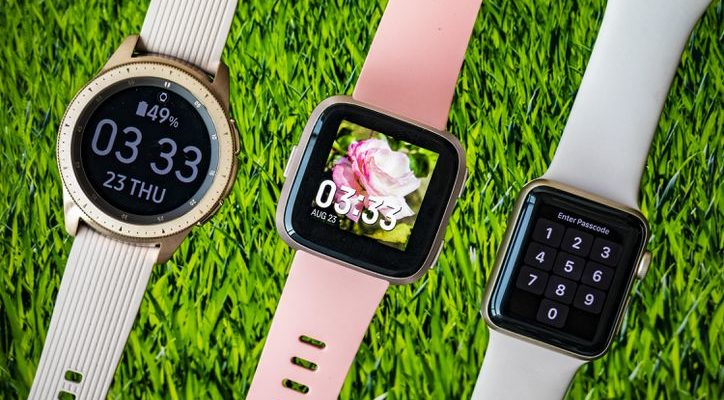 Best 2018 smartwatches and fitness trackers for the hol...