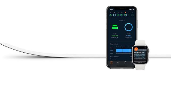 Apple now sells the new Beddit 3.5 sleep monitor for $1...