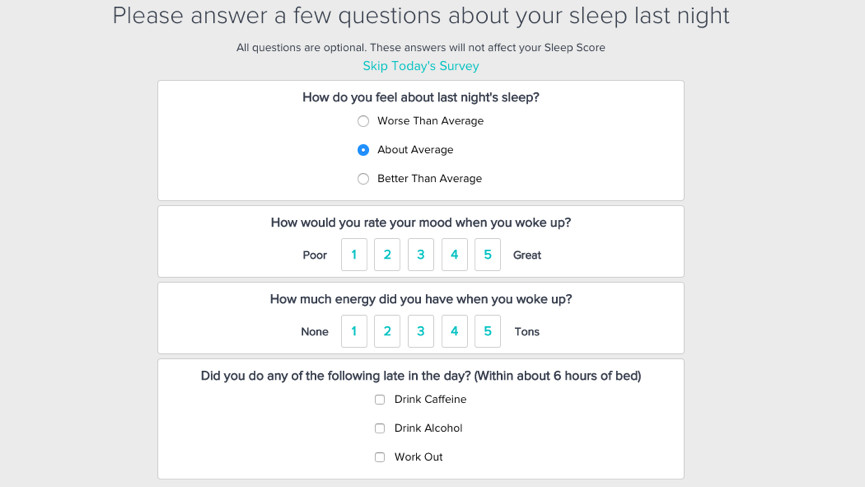 Living with Sleep Score: What Fitbit's new feature is teaching me about sleep, SpO2 and flying