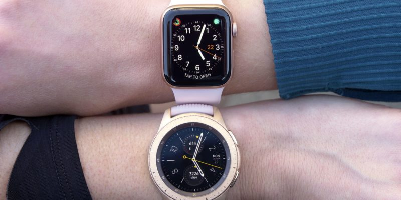 Apple Watch vs. Samsung Galaxy Watch: Which should you ...