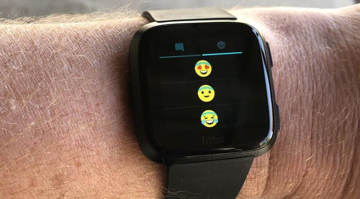 How to reply to text messages from your Fitbit