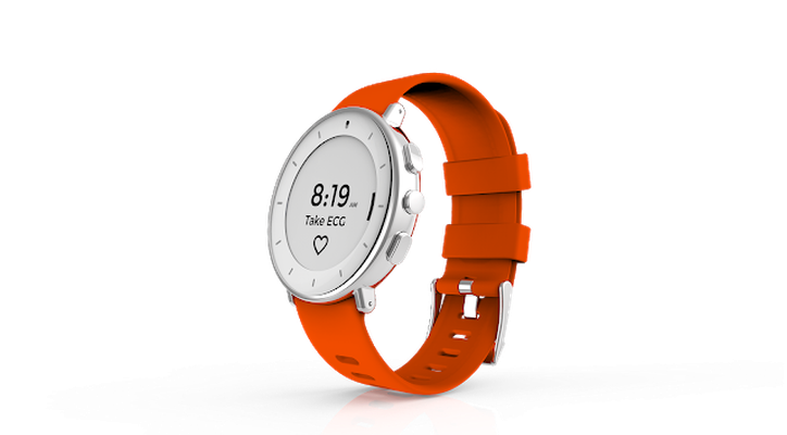 Alphabet's Verily health watch gets limited ECG clearan...
