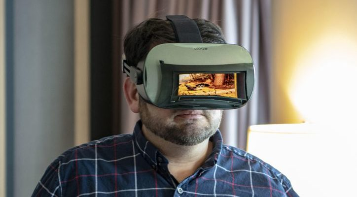 The best VR display I've ever seen costs only $6,000