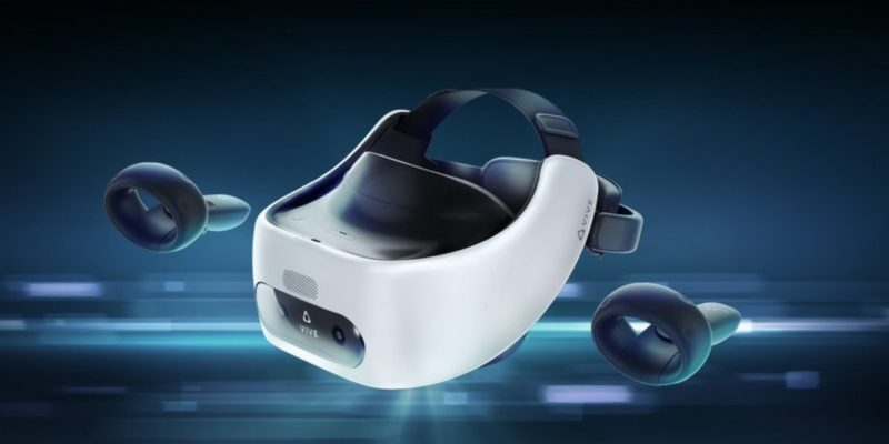 HTC Vive Focus Plus gets enhanced controllers