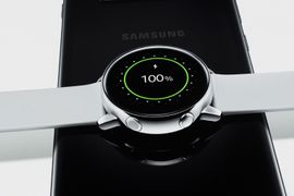 Product Photography - Samsung Galaxy Watch Active - Sea Green