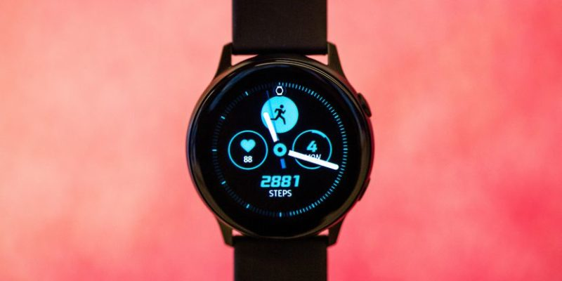 Samsung Galaxy Watch Active review: Slim, round and hal...