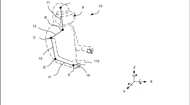 Google VR controller patent adds location, orientation ...
