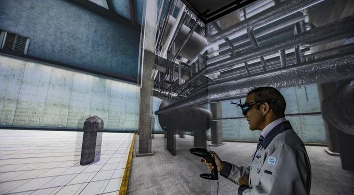 VR took me inside Fukushima's deadly nuclear reactors (...
