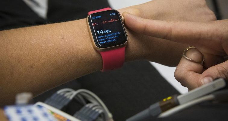 The Apple Watch ECG detected something strange about my...