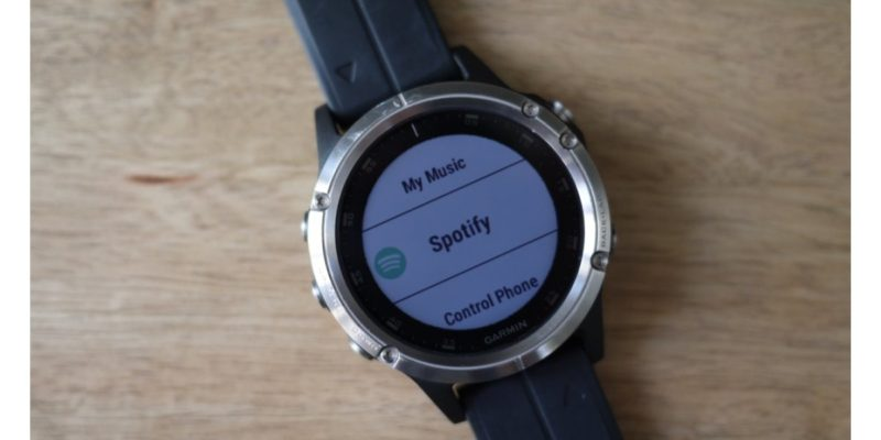 How to connect Spotify and sync music to your Garmin wa...
