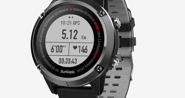 Runtopia's new smartwatch for runners is on sale for ju...