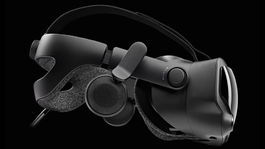 Valve Index headset revealed in all its glory