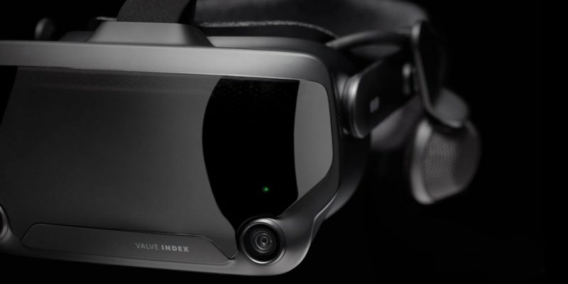 The Valve Index VR headset sets a new bar for high-qual...
