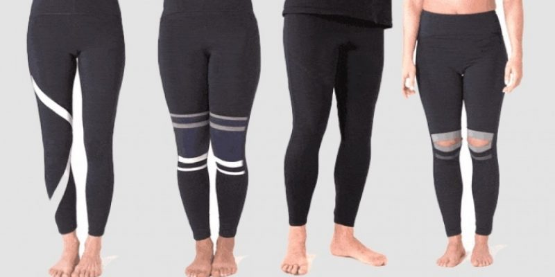 Wearable X's smart yoga pants for men