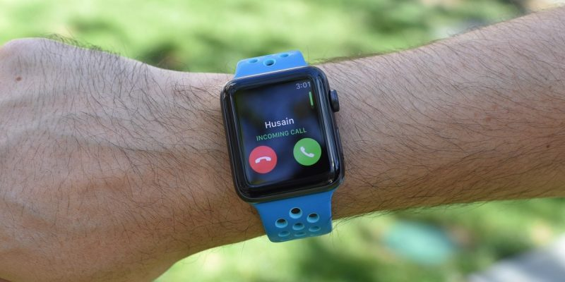 How to set up LTE on Apple Watch