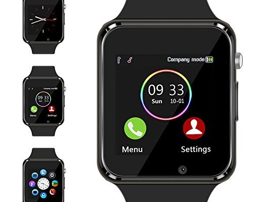 Bluetooth Smart Watch - Aeifond Touch Screen Sport Smart Wri...