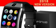 Bluetooth Smart Watch With Camera Waterproof Smartwatch Touc...