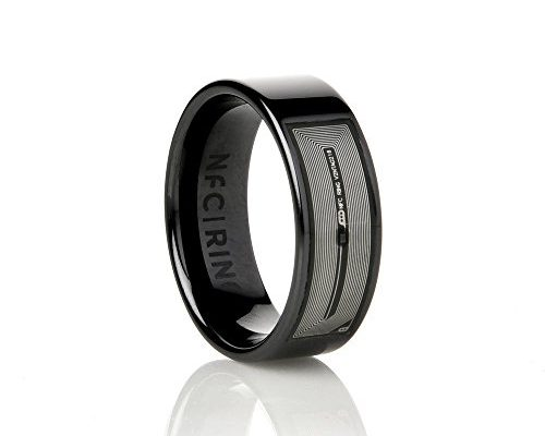Ceramic Horizon The Original Smart Ring - Programmable for N...
