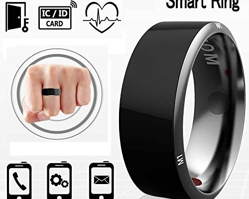 Efanr R3 Smart Ring, Waterproof Dust-proof Fall-proof Wearab...