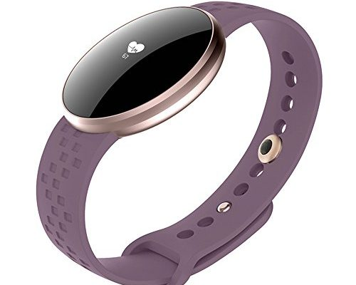 Women's Smart Watch for iPhone Android Phone with Fitness Sl...