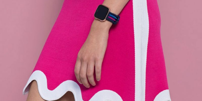 Fitbit unveils new PH5 collection bands for its Versa s...