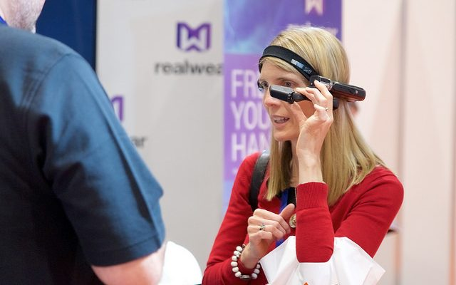 Application usage growing in AR | Wearable Tech