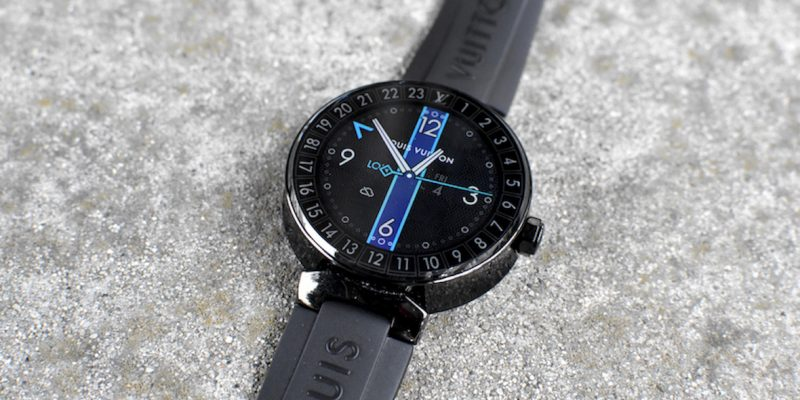 Louis Vuitton's next luxury smartwatch has hit the FCC,...