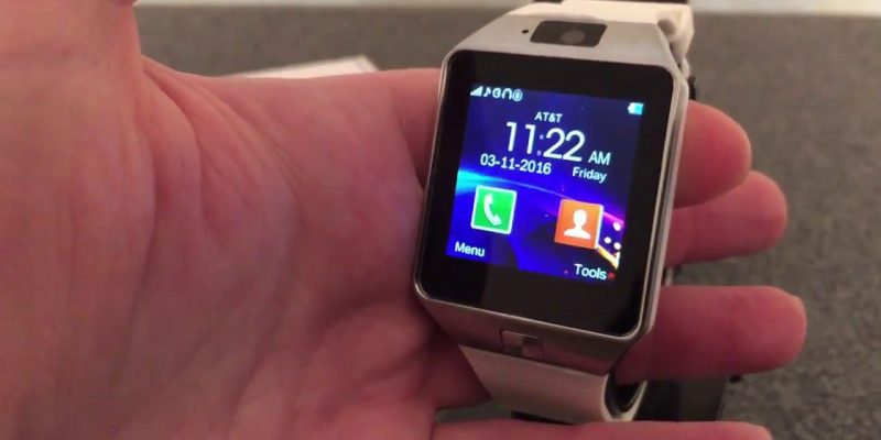 Review: DZ09 Bluetooth SmartWatch with Camera