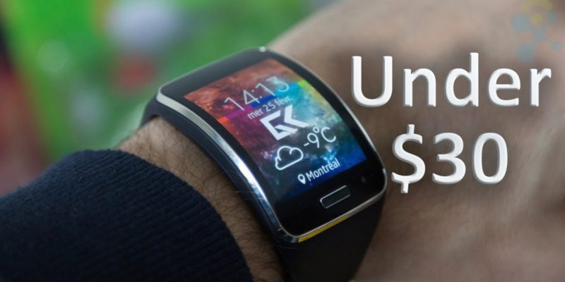 Top 12 Cheapest Chinese Smartwatches Under $30 You Can ...